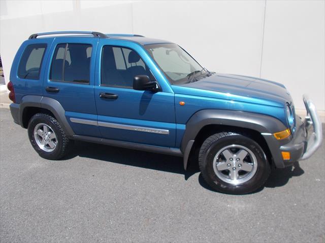 Jeep Cherokee Limited KJ
