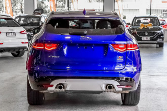 2016 Jaguar F-pace X761 MY17 30d First Edition Suv Image 5