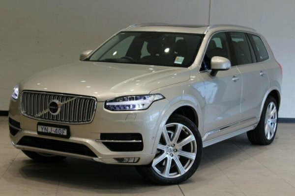 2017 MY18 Volvo XC90 L Series  T6 T6 - Inscription Suv Image 4
