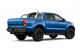 2021 MY21.25 Ford Ranger PX MkIII XLT Fully Loaded Utility Image 4