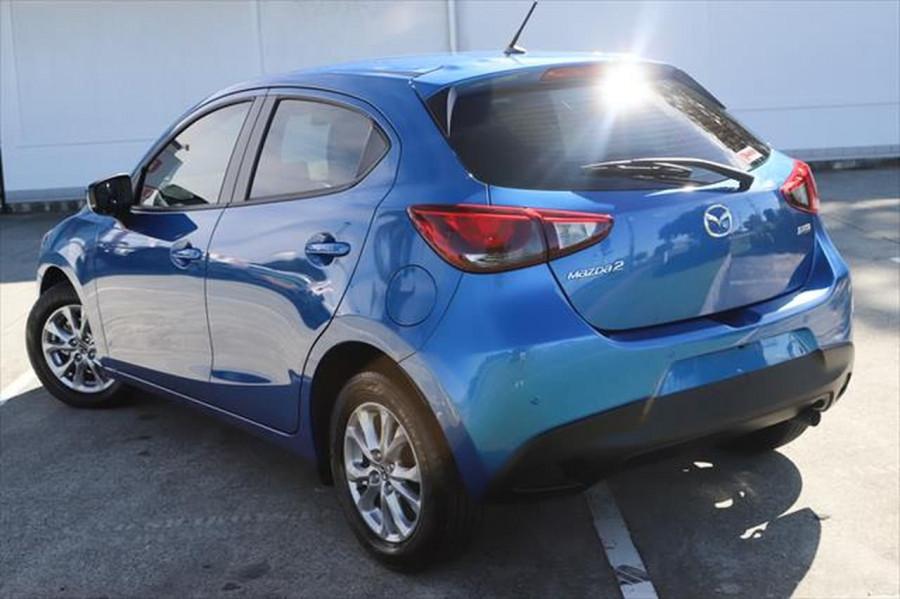 2019 Mazda 2 DJ Series Maxx Hatchback Image 3