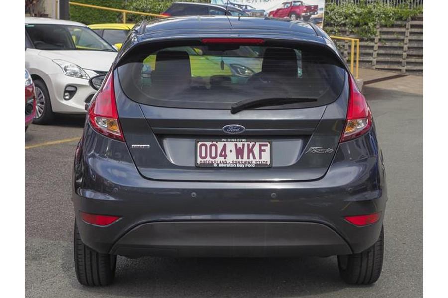 2013 Ford Fiesta WZ Trend Hatchback