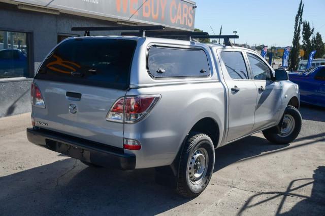 2014 Mazda BT-50 UP XT Hi-Rider Utility Image 5