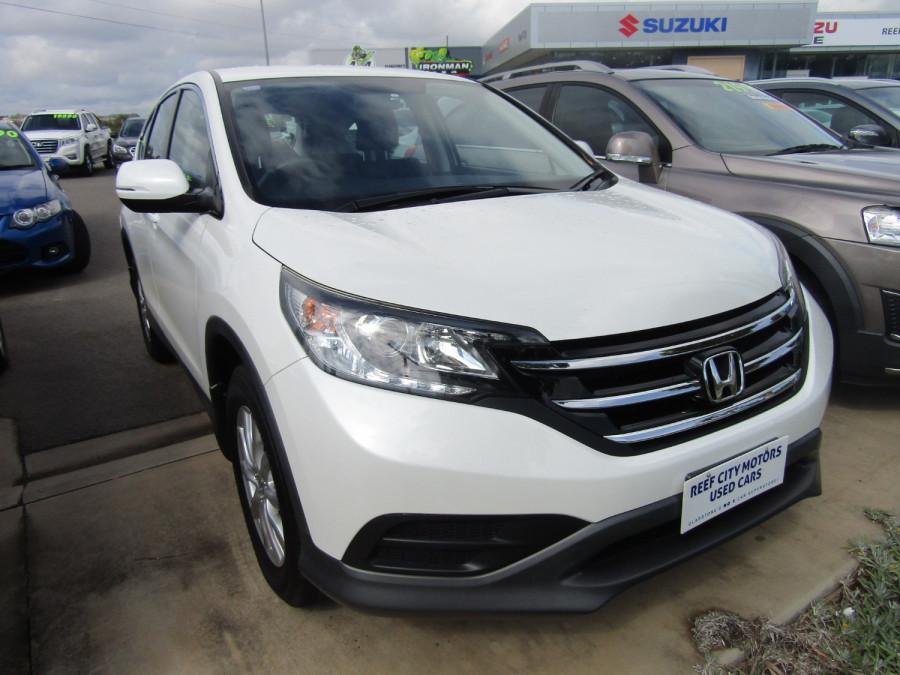 2014 MY15 Honda CR-V RM MY15 VTI Suv Image 1