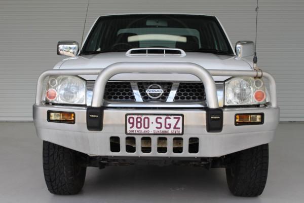 2012 Nissan Navara D22 S5 ST-R Dual cab Image 3