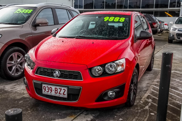 2015 Holden Barina TM MY16 X Hatchback Image 3
