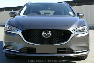 2020 Mazda 6 GL Series Touring Wagon Wagon Image 4