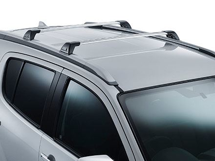 Roof Rail Cross Bars (LS-T Models Only)
