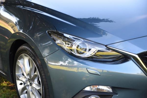 2014 Mazda 3 BM5238 SP25 Sedan Image 2
