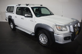 Mazda BT-50 DX UNY0E3 Turbo