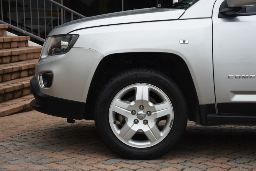 2013 MY14 Jeep Compass MK MY14 North Suv Image 5