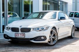 BMW 420i Line F32 Sport