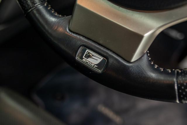 2016 Lexus Is GSE31R 350 F Sport Sedan Image 38