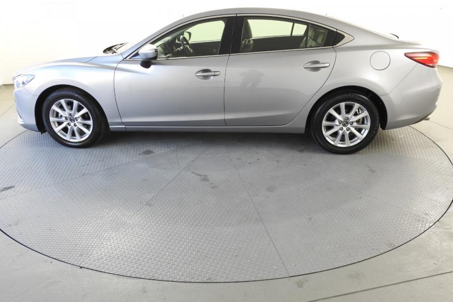 2014 Mazda 6 GJ1031 Touring Sedan