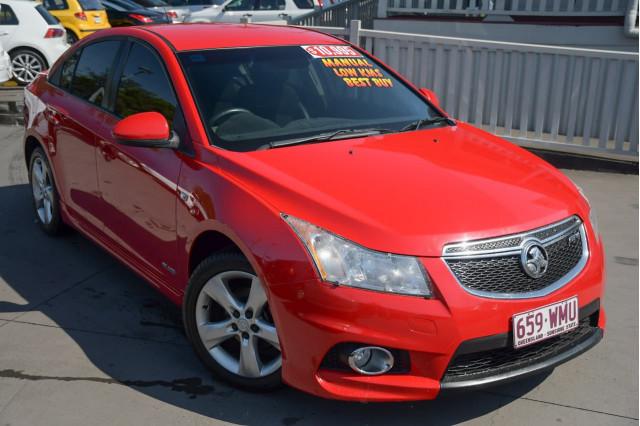 2013 Holden Cruze JH Series II MY13 SRi Hatchback