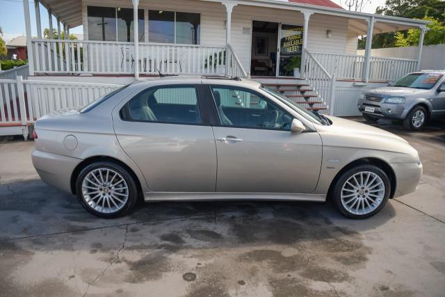 2004 Alfa Romeo 156 (No Series) MY04 JTS Selespeed Sedan Image 6
