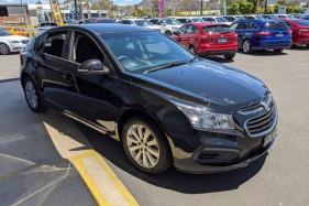 2016 Holden Cruze JH SERIES II MY16 EQUIPE Hatch Image 4
