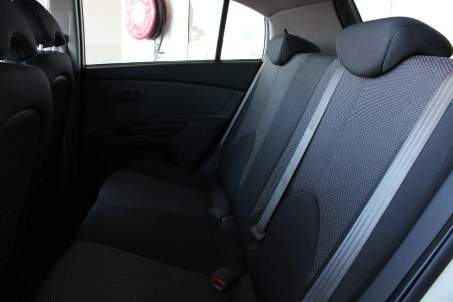 2010 Kia Rio JB MY10 Sports Hatchback