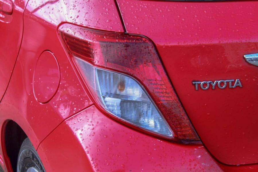 2013 Toyota Yaris NCP130R YR Hatchback Image 17