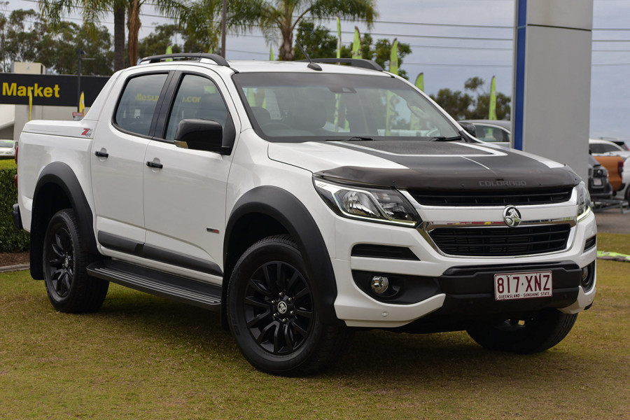 2017 MY18 Holden Colorado RG MY18 Z71 Ute
