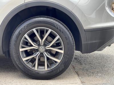 2017 Volkswagen Tiguan 5N MY18 132TSI Comfortline Suv