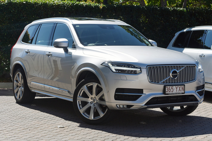 2018 MY19 Volvo XC90 L Series T6 Inscription Suv Mobile Image 1