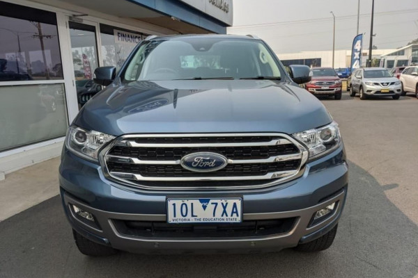2019 Ford Everest UA II 2019.00MY TREND Suv Image 3