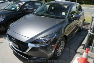2021 Mazda 2 DJ Series G15 Evolve Hatchback Image 3
