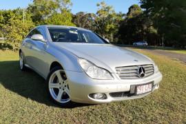 Mercedes-Benz Cls500 4dr C2