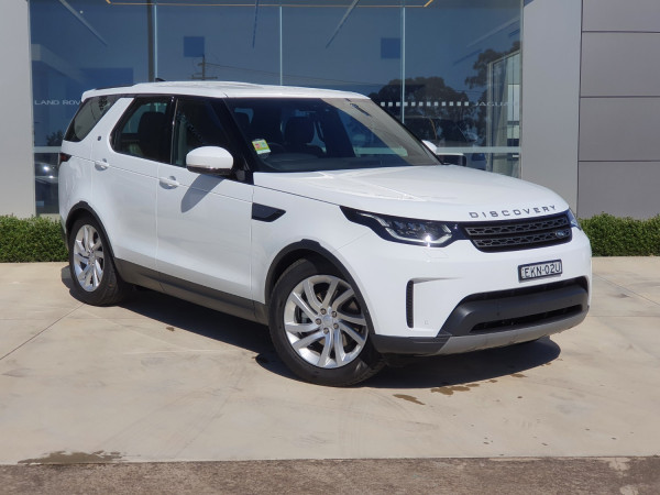 2020 Land Rover Discovery 4 DI Wagon