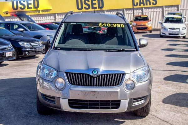 2012 Skoda Yeti 5L 77 TSI (4x2) Wagon