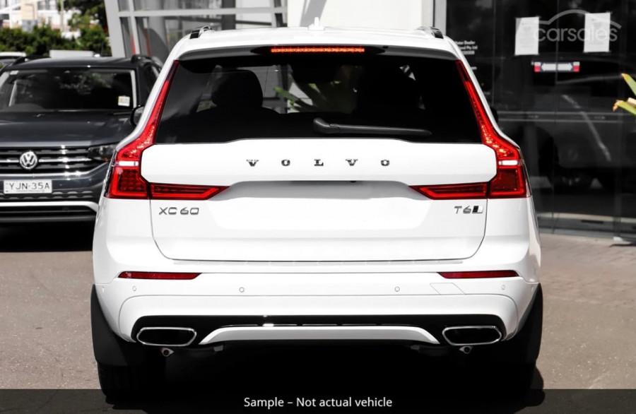 2021 Volvo XC60 UZ T6 R-Design Suv Image 6