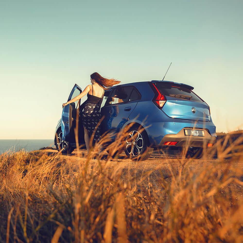 MG3 Auto FREEDOM TO EXPLORE