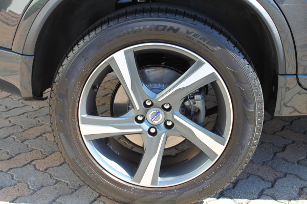 2012 Volvo XC90 P28 MY12 R-Design Suv Image 3