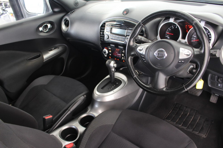 2015 Nissan JUKE F15 SERIES 2 ST Suv Image 7