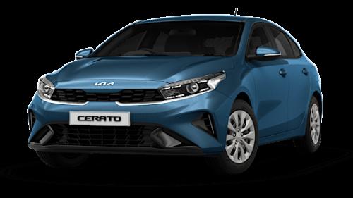 2021 MY22 Kia Cerato BD S Hatchback