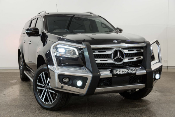 Mercedes-Benz X-class X250d Power 470