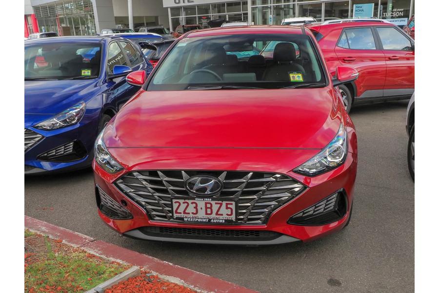 2021 Hyundai i30 PD.V4 Elite Hatchback