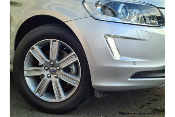 2016 MY17 Volvo XC60 DZ MY17 T5 Geartronic AWD Luxury Suv