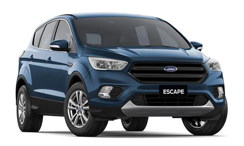 2019 MY19.75 Ford Escape ZG Ambiente FWD Other
