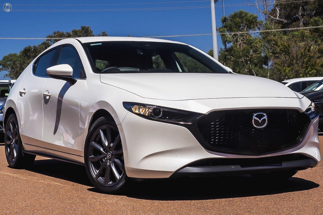 2019 Mazda 3 BP G25 Evolve Hatch Hatchback