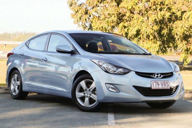 2013 Hyundai Elantra MD2 Elite Sedan Image 1