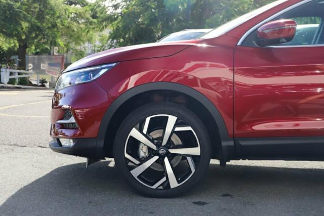 2018 Nissan Qashqai J11 Series 2 Ti X-tronic Suv Image 6