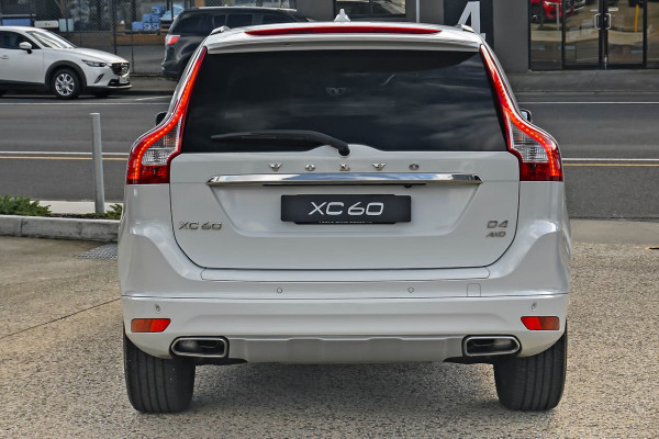 2016 Volvo XC60 (No Series) MY17 D4 Luxury Suv Image 4