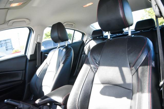 2015 Mazda 3 BM Series SP25 GT Sedan Image 16