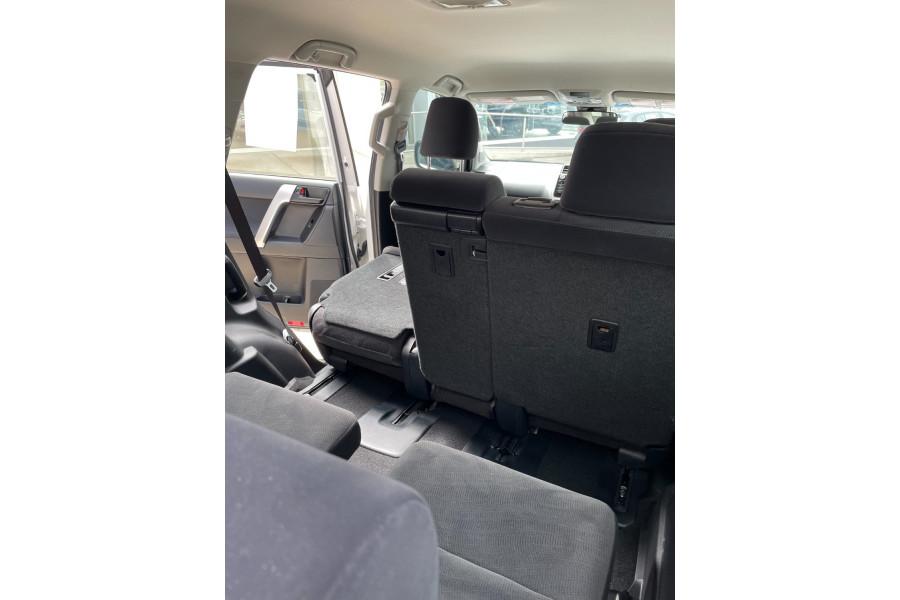 2018 Toyota Landcruiser Prado GDJ150R GX Suv