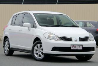 Nissan Tiida ST-L C11 MY07