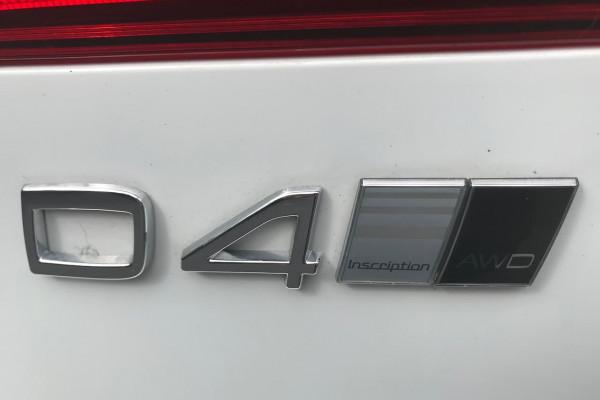 2019 Volvo XC60 (No Series) MY20 D4 Inscription Suv Image 5