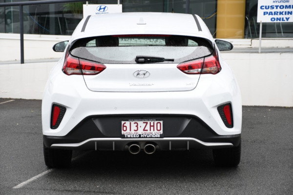 2019 MY20 Hyundai Veloster JS Turbo Coupe Image 4