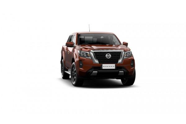 2021 Nissan Navara D23 Dual Cab ST-X Pick Up 4x4 Other Image 5